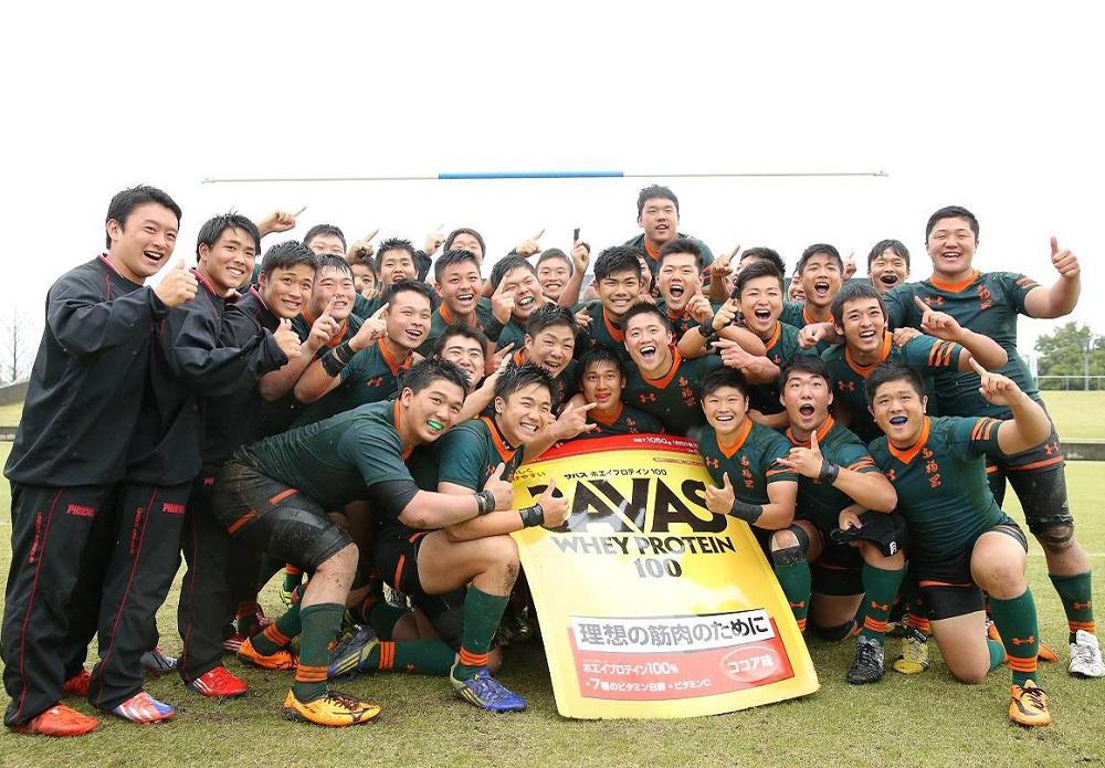 2016年度高校ラグビーは東福岡中心の勢力図へ。全国高校選抜大会で2年ぶりの優勝(撮影:桜井ひとし)