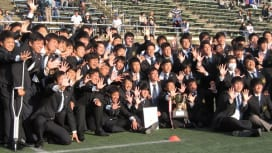福岡工業大が九州学生リーグ5連覇! 勇敢なジャパンから刺激受ける