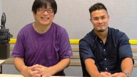 本日放送! 『藤島大の楕円球にみる夢』今月のゲストは田村優。