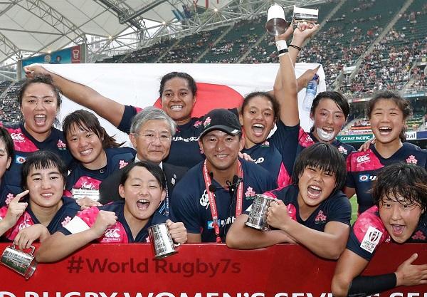 女子セブンズ日本代表の新HCに稲田氏が就任 「東京五輪へ向け全身全霊で」
