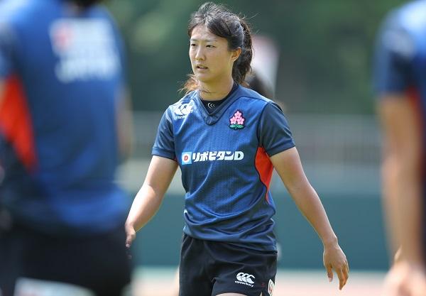 井上愛美がワールドカップ参加へ 女子日本代表に追加招集