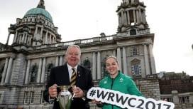 女子W杯で日本と同組の開催国アイルランド 切手になった主将中心に初V狙う