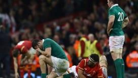 アイルランドが2敗目で自力V消滅… ウェールズが地元で意地見せた