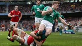 アイルランド対ウェールズは熱闘ドロー 欧州6か国対抗は混戦模様