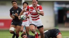 U20日本代表はウェールズに惜敗 プール戦3連敗で9位以下トーナメントへ