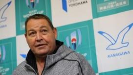 「ここでの初戦が先を占う」。NZ代表指揮官が横浜国際総合競技場を視察。