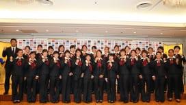 ベスト8宣言。女子W杯へ挑むサクラフィフティーン、28名発表。