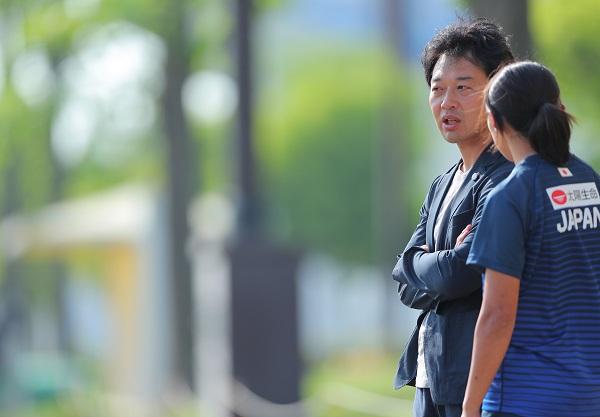 男子7人制日本代表・岩渕健輔新ヘッドコーチ就任。会見で何を語った?