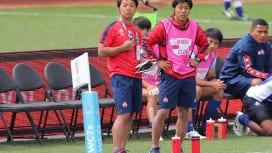 男子7人制代表・岩渕ヘッドコーチ、東京五輪に向け「学び」と「実験」へ。