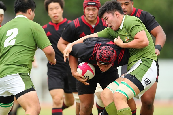 関東大学リーグ戦1部 昨季王者の大東大が復習したいこと。
