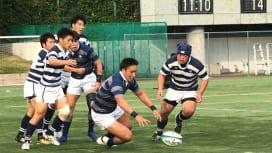入替戦出場は大阪体育大と関西大。 関西大学ラグビー