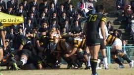 慶大、圧勝にも不安材料残る。関東大学対抗戦A最終節