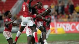 ケニアが歴史つくった! ワールドセブンズシリーズで初優勝!