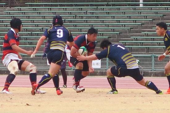 敗れてなお…。関西学院大、関西4位でシーズンを終える。