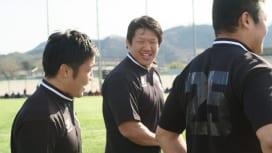 菊谷崇、故郷の御所で引退試合。