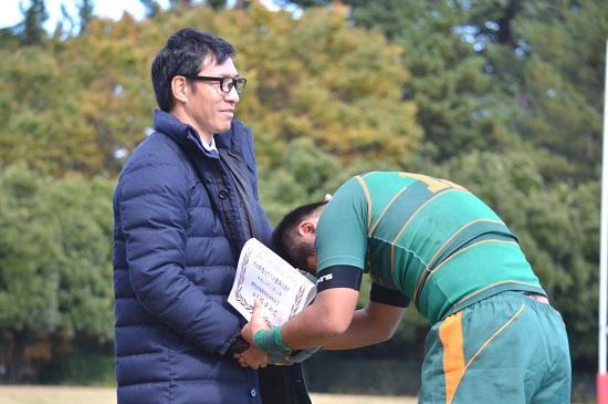 先生に恩返しを。桐生第一・梅澤流馬の願い。