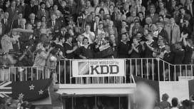 ラグビーワールドカップを巡る旅。 1987年NZ・オーストラリア共催大会。  小林深..