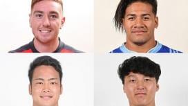 神戸製鋼が来年度入団の学生8人を発表。マクカラン、モエアキオラなど加入へ