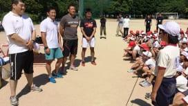子どもたちに笑顔を。トシさんの活動に集った熊本の仲間たち、パワーを生む。