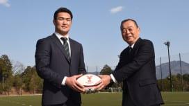 元日本代表の伊藤鐘史氏が京産大コーチ就任 「大学日本一を目指す」