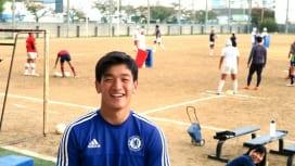 高校ラグビーの至宝、最後の花園予選に挑む。 大阪朝高 李承信