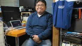 近鉄ライナーズ命 週刊ひがしおおさか 前田寛文代表
