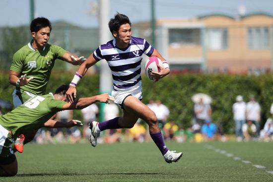 大東大から12トライ、80点! メイジ、関東大学春季大会を全勝で制す。