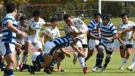 【関東大学リーグ戦1部】 中大が詰め寄るも、流経大が開幕4連勝