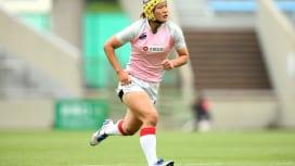 すっぴんは…。青学大ラグビー部史上初女子選手・江渕まこと、秩父宮を駆ける。
