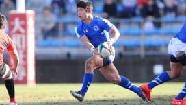 U20日本代表候補39名発表! 狙うはワールドラグビーU20トロフィー