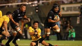 フィットネスは自分で。リコー&日本代表の松橋、目標への「ハードワーク」。
