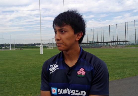 松井千士、リオ五輪以来のセブンズ代表入りへ抱く「自信」。