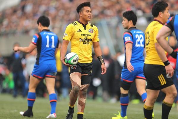 日本選手権決勝に見た松島幸太朗の世界。「選択肢の多い試合だった」
