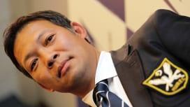 まず、ラグビーで王者を超える。明大ラグビー部、田中澄憲新監督就任会見。