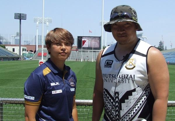 韓国女子セブンズ代表が日本で学ぶ 母国ラグビーの発展へ