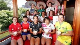 今週末は北九州が熱い! 速くて強く、華やかな女子セブンズの最高峰が競う
