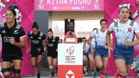 来季ワールドセブンズシリーズの日程発表 女子は1大会増え北九州開催も決定