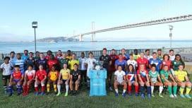 ワールドカップセブンズ2018開幕(C)Mike Lee-KLC fotos/World…