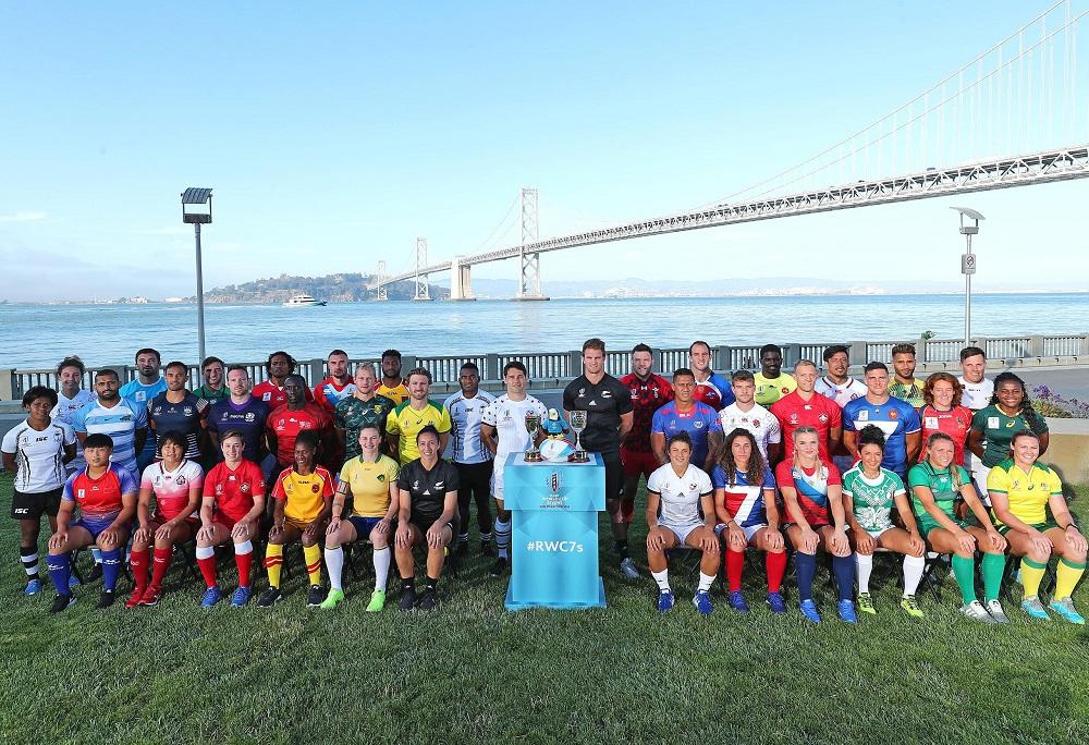 ワールドカップセブンズ2018開幕(C)Mike Lee-KLC fotos/World Rugby