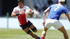 ワールドラグビーセブンズシリーズ第2戦 日本は5戦全敗で最下位
