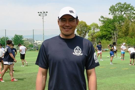 残りの人生をコーチングにかける。 関西大学・森拓郎FWコーチ