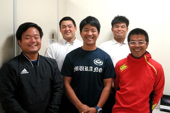 目指すは古豪復活。兵庫・神戸村野工業高校