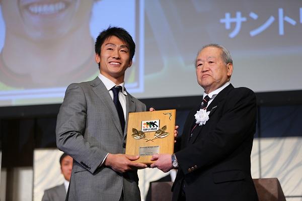 今季トップリーグMVPは中?隆彰、新人賞は松橋周平! 9人が初ベスト15