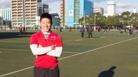連覇へのキーマン 東福岡高校SO丸山凜太朗 インタビュー