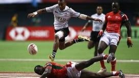 フィジーがバンクーバー制し総合2位に浮上 ケニアは2度目の栄冠獲得ならず