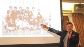 「ラグビー もっとも受けたいコーチングの授業」の著者、徳増氏のもとへ集う。