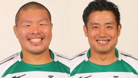 NECの猪瀬佑太と森田茂希が勇退 入院中のアダム・トムソンも退団