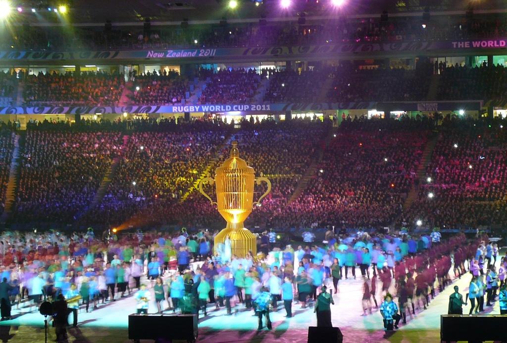 2011W杯開会式・開幕戦の入場者数は60,214人。全48試合を世界中の約40億人が視聴する見込み