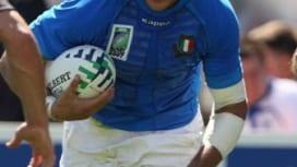 Sergio Parisse セルジオ・パリセ (イタリア/スタッド・フランセ)