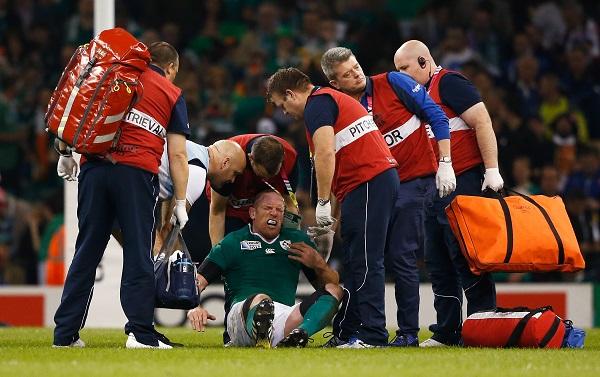 準々決勝出場叶わない男たち 偉大なベテラン2人は負傷で引退へ